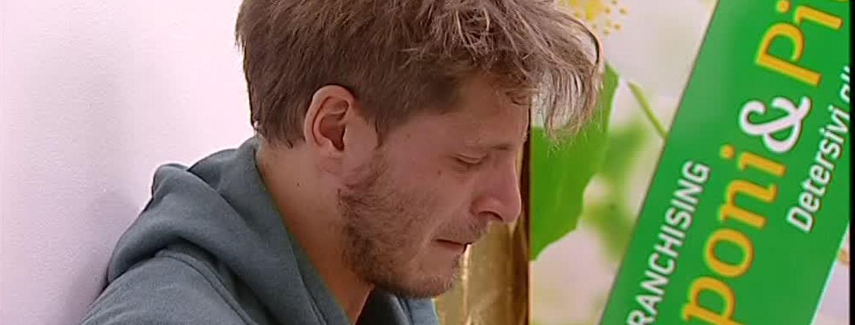 Le lacrime di Gabriele