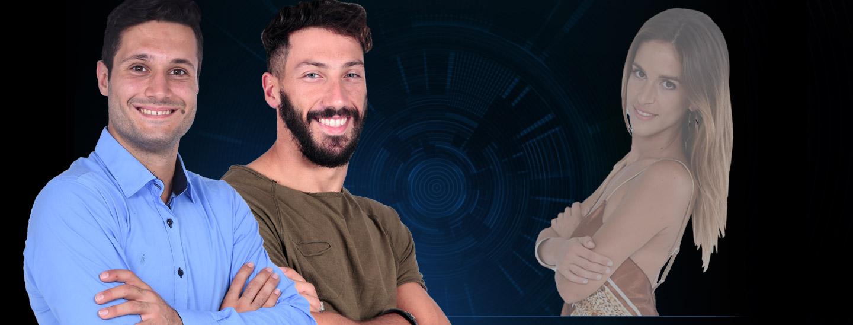 Simone e Diego restano in Casa, Barbara settimana eliminata