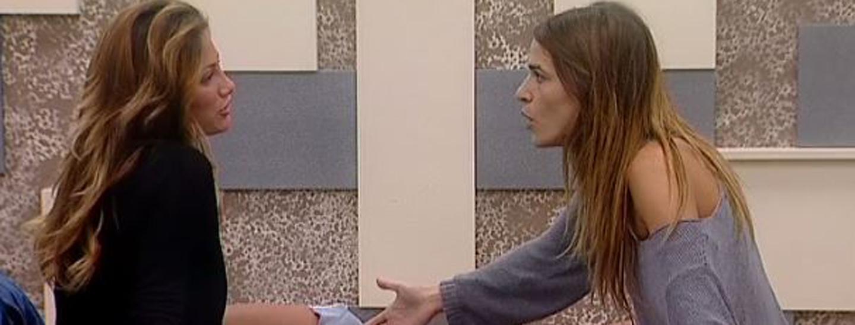 Chiarimento fra Barbara e Valentina