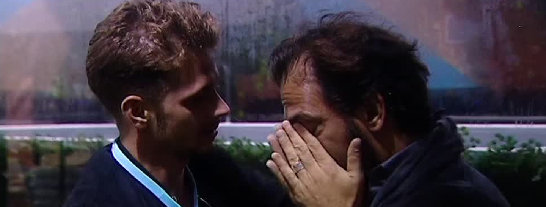 Le lacrime di Peppe