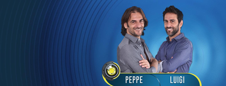 Quarta coppia ufficiale di GF14: Luigi e Peppe