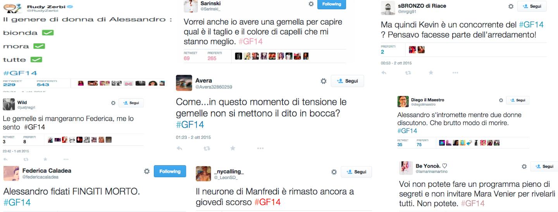 Tweet Compilation #GF14