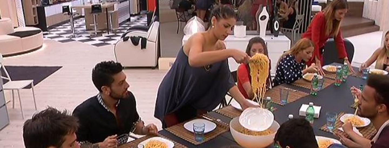 Spaghetto o bucatino?