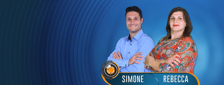Seconda coppia ufficiale di GF14: Simone e Rebecca