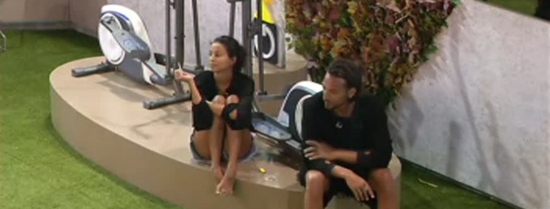 Costantino e Mariana parlano di Laura