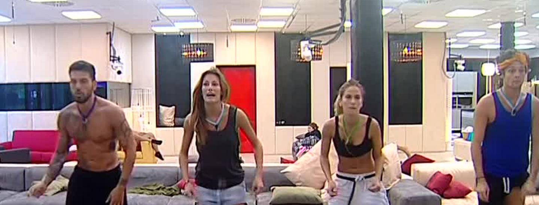 Valentina coreografa esigente