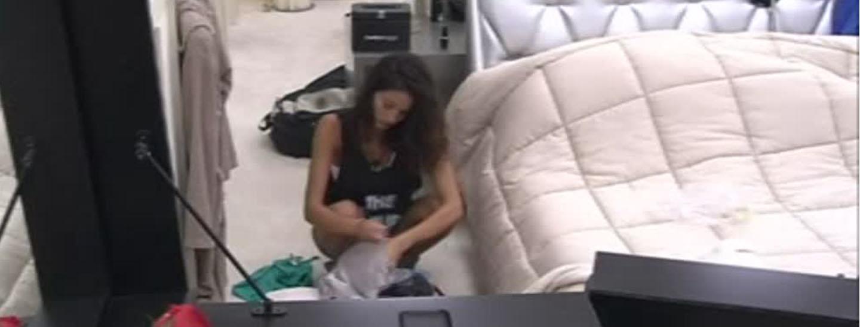 Anche per Mariana è tempo di fare la valigia