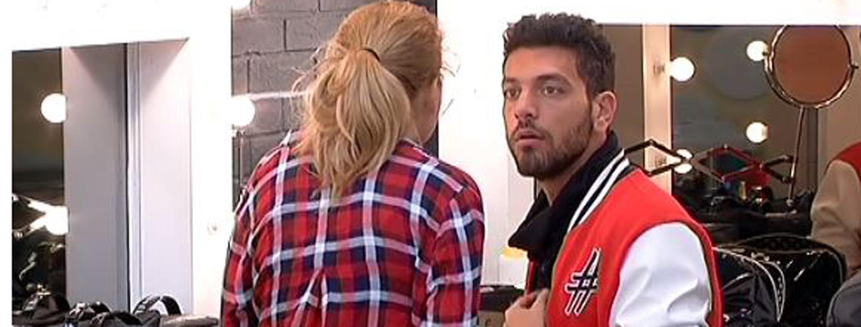 Lidia gelosa di Valentina