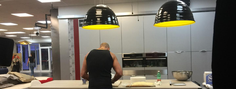 In cucina con Stefano