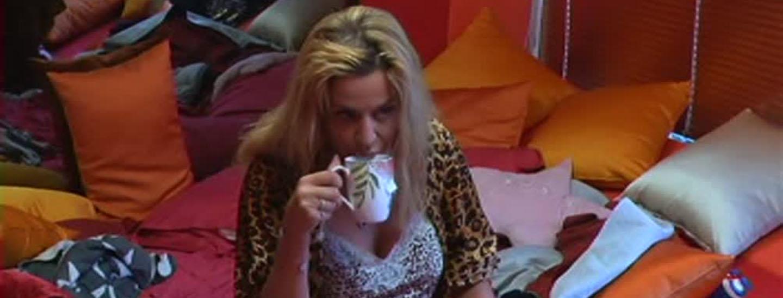 Colazione in Relax Room per Valeria