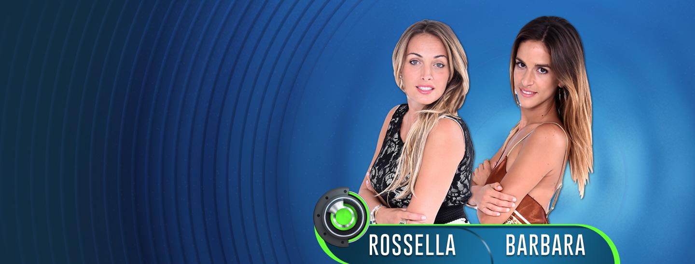 Quinta coppia ufficiale di GF14: Rossella e Barbara
