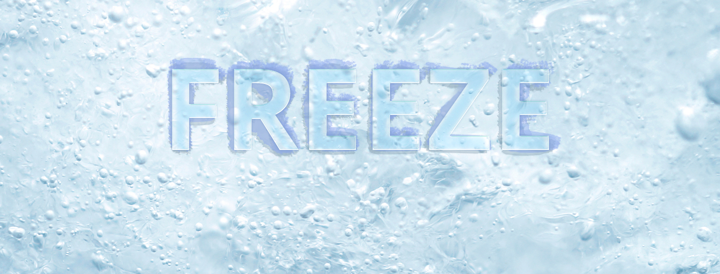 Freeze per Valeria