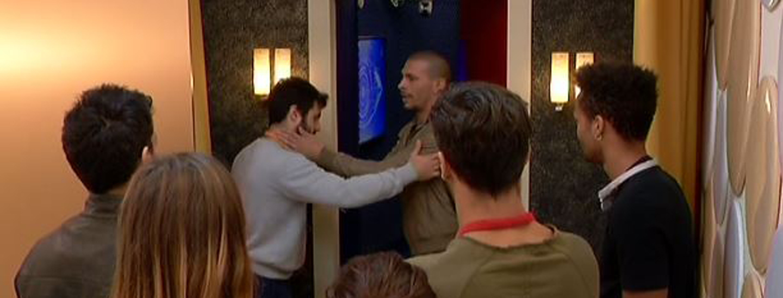 Francesco/Livio lascia la Casa