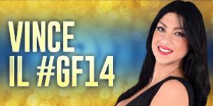 Federica vince il GF14!