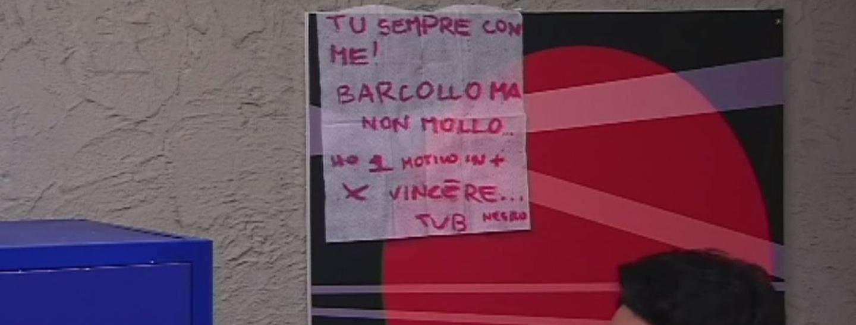 Arriva un messaggio in Garage