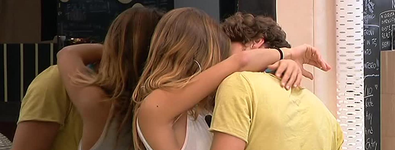 Un bacio appassionato