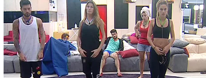 Gruppo A, Valentina coreografa