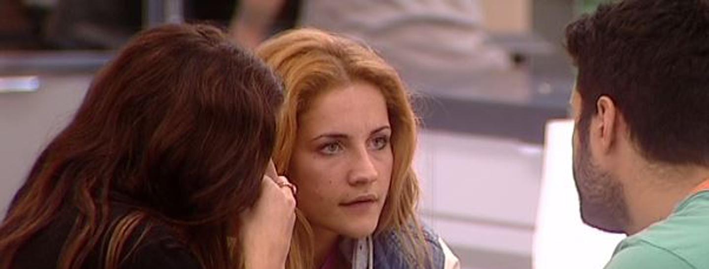 Lidia si sfoga con Simone