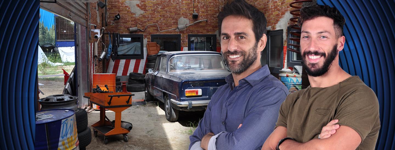 Diego continua la sua avventura in Garage