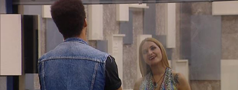 Il confronto tra Lidia e Kevin
