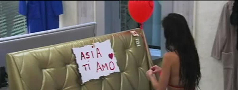 Un messaggio per Asia