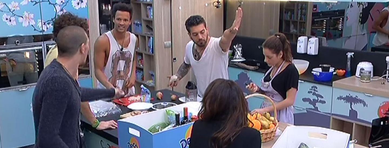 Sfida in cucina: Alessandro VS Rebecca