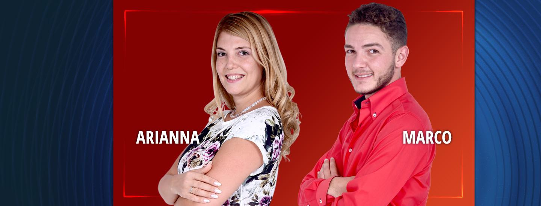 Arianna e Marco