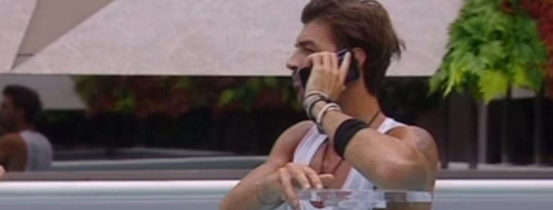 Andrea rispondi, GF Vip chiama!