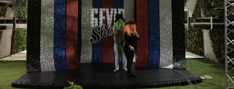 Uno show fluo