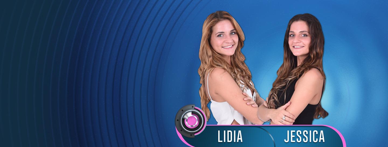 Terza coppia ufficiale di GF14: Jessica e Lidia
