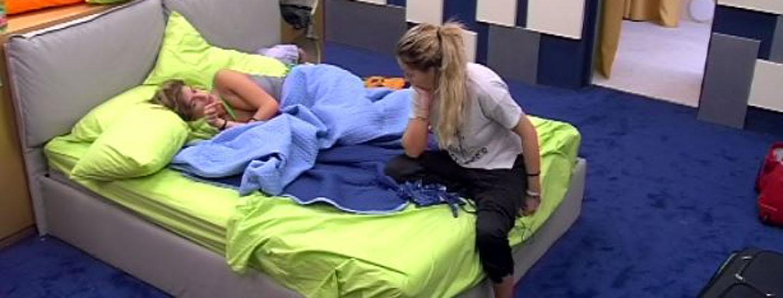 Barbara si sfoga con Rossella