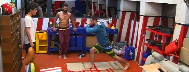 Lezioni di Capoeira