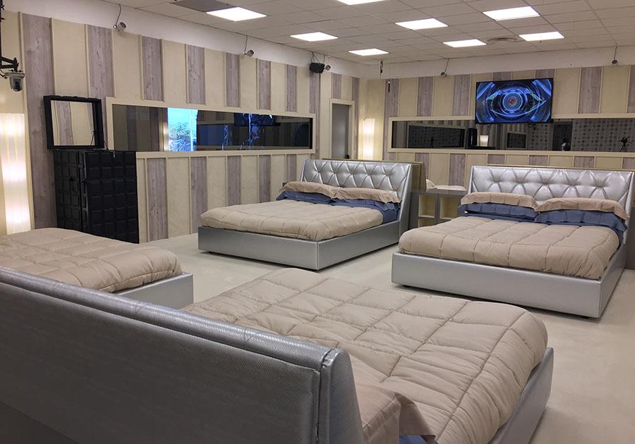 11 di 11 - Camera da letto per gli Agiati