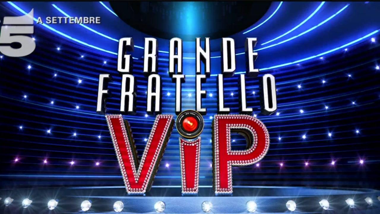 """""""Grande Fratello Vip"""", a settembre su Canale 5!"""