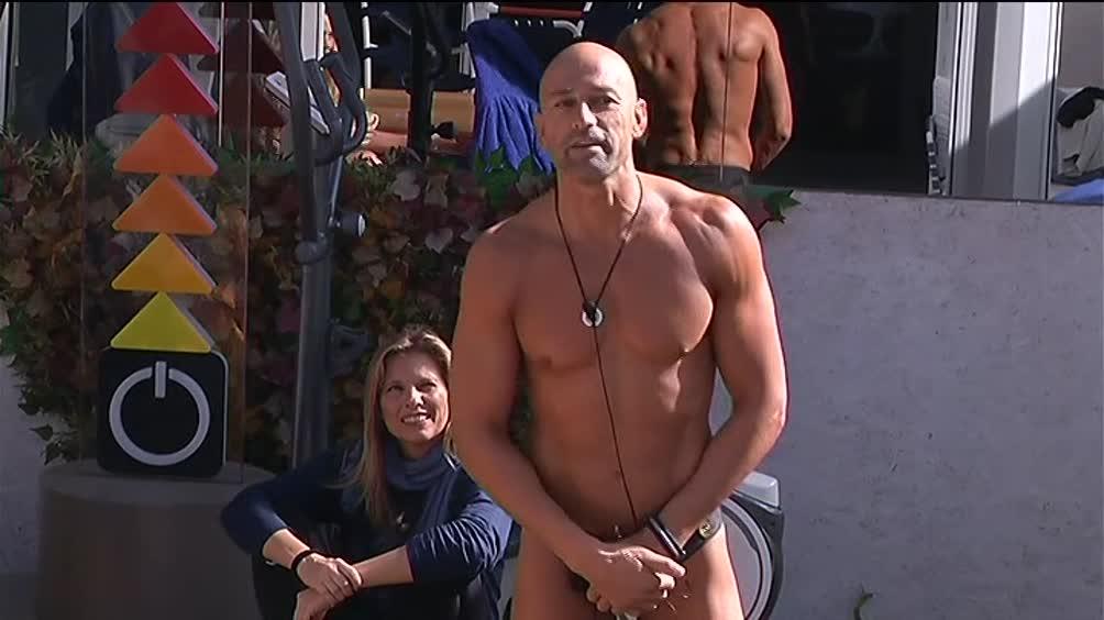 Stefano imita il Dama
