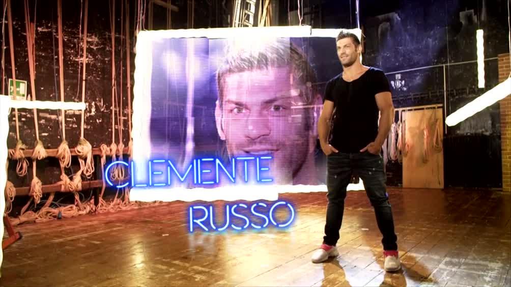 Clemente Russo si presenta
