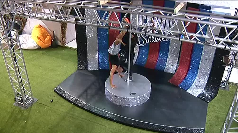 Prove per la lap dance