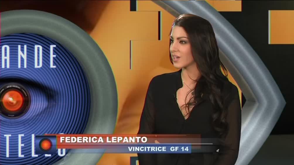 Federica Lepanto in videochat