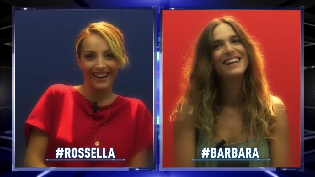 Rossella e Barbara: intervista doppia