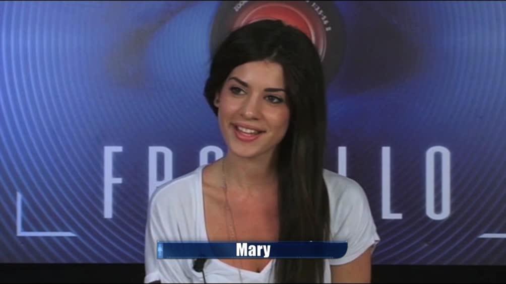 Il provino di Mary